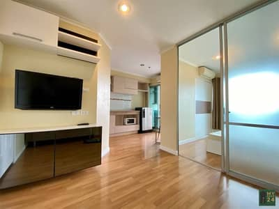 1 Bedroom Condo for Rent in Khlong Toei, Bangkok - For rent LUMPINI PLACE Rama 4 - Kluaynamtai, fully furnished, has a washing machine, 8000 per month