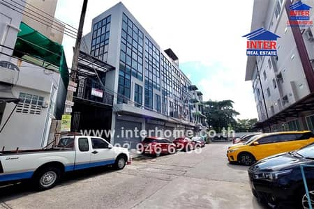 6 Bedroom Office for Sale in Lat Phrao, Bangkok - home office 4 Floors 32.3 sq. w. near CDC Crystal Park Soi Ladprao-Wang Hin 33 Ladprao Road