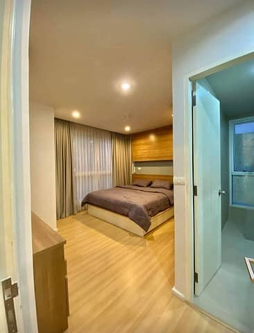 2 Bedroom Condo for Rent in Wang Thonglang, Bangkok - A02119 For rent, Happy Condo Ladprao 101, fully furnished, ready to move in, 16000 baht, contact 0909692878