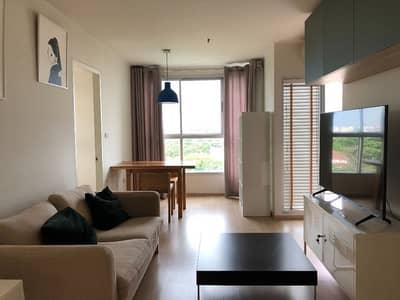 2 Bedroom Condo for Rent in Bang Sue, Bangkok - A02112 For rent U Delight 2 @ Bang Sue Station 13500 baht, beautiful decoration, ready to move in.