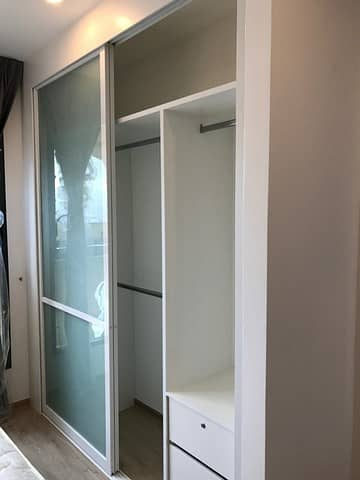 1 Bedroom Condo for Rent in Bang Rak, Bangkok - A01787 For rent Ideo Q Chula - Samyan 15,000 baht, beautiful room, fully furnished, ready to move in. 090-969-2878