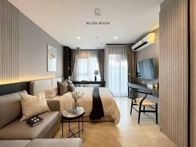 1 Bedroom Condo for Rent in Pathum Wan, Bangkok - A01781 For rent Life One Wireless 16,500 baht, beautiful room, spacious, nice, fully furnished, ready to move in 090-969-2878