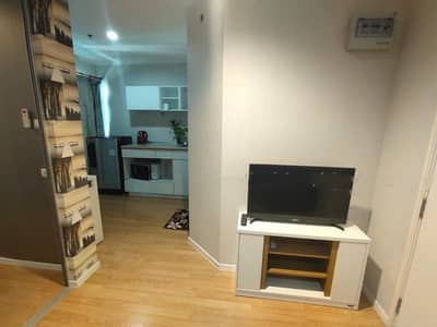 1 Bedroom Condo for Rent in Bang Sue, Bangkok - A01731 For rent, Lumpini Ville, Prachachuen-Phongphet 2, 6,000 baht, beautiful room, fully furnished, ready to move in. 090-969-2878