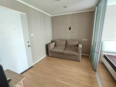 1 Bedroom Condo for Rent in Bang Sue, Bangkok - A01730 For rent, Lumpini Ville Prachachuen-Phongphet 2, 6,200 baht, beautiful room, fully furnished, ready to move in.