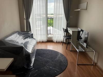 1 Bedroom Condo for Rent in Khan Na Yao, Bangkok - A01713 For rent Chrisma Condo Ramintra 8,500 baht, beautiful room, fully furnished, ready to move in. 090-969-2878