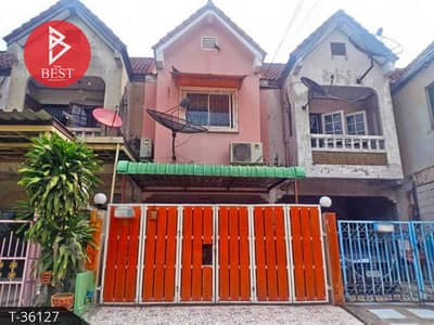 2 Bedroom Townhouse for Sale in Lat Phrao, Bangkok - Townhouse for sale, Soi Nak Niwat 48, Lat Phrao, Bangkok.