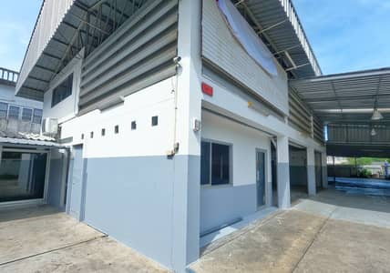 Factory for Rent in Lak Si, Bangkok - For rent, Home Office Warehouse, Chaengwattana, area 200 sq wa (800 sq m) and mezzanine area 200 sq m, total usable area 1,000 sq m.