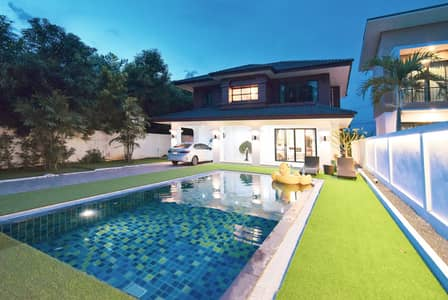 4 Bedroom Home for Rent in Fang, Chiangmai - House for rent with pool, near Ruamchok, 4 bedrooms, 4 bathrooms. 55,000 / month.