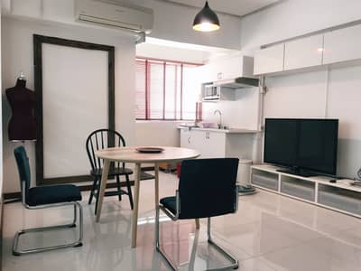 1 Bedroom Apartment for Rent in Bang Na, Bangkok - Room for rent 60 sqm. Beautiful city view. decorated ready to move in