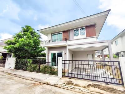 4 Bedroom Home for Sale in Mueang Chiang Mai, Chiangmai - Detached houses, quality projects Elegant, modern, near Supalai Bella Chiang Mai Airport | Fully furnished Ready to move in