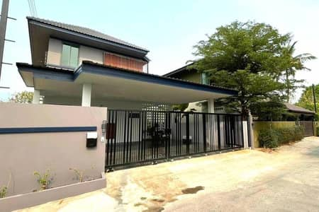 4 Bedroom Home for Rent in Mueang Chiang Mai, Chiangmai - House for rent near Lanna Golf Course, Chiang Mai, 39,000 / month