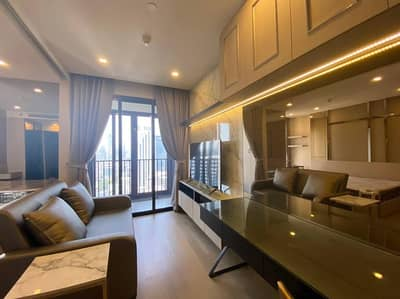 1 Bedroom Condo for Rent in Watthana, Bangkok - For rent Ashton Asoke, next to Mrt Sukhumvit 20 meters, ready to move in.
