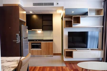 1 Bedroom Condo for Rent in Ratchathewi, Bangkok - For rent Wish Signature Midtown Siam near BTS Ratchathewi.