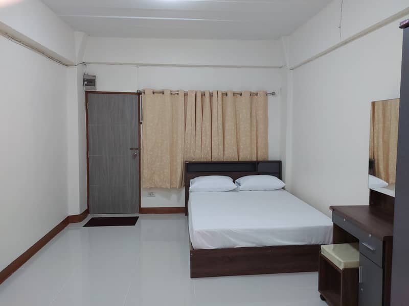 Sale of a condominium unit in Bang Bon, 2nd floor, beautiful decoration, ready to move in, good value for those who want a low price housing.