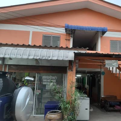8 Bedroom Apartment for Sale in Mueang Samut Sakhon, Samutsakhon - Dormitory for sale 249 sq m. 2 buildings, 2 floors, 60 bedrooms, 60 ensuite bathrooms, with a shop