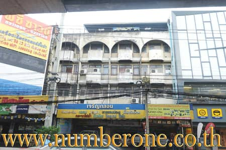 Commercial Building for Sale in Bang Khen, Bangkok - Commercial building for sale, Ramintra Road, Lat Pla Khao Intersection