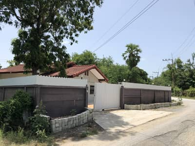 1 Bedroom Home for Sale in Lat Lum Kaeo, Pathumthani - Single-storey detached house for sale, area 166 sq m.