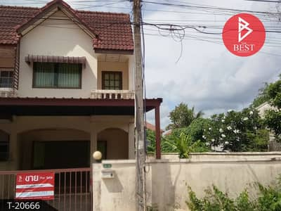 2 Bedroom Townhouse for Sale in Mueang Surat Thani, Suratthani - For Sale-Rent Townhouse Muang Sup Khun Thale 21 Surat Thani.