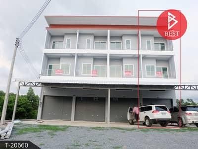 Commercial Building for Sale in Mueang Chanthaburi, Chanthaburi - Commercial building for sale, slang, Chanthaburi, good location, next to the main road
