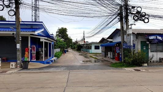 Land for Sale in Chom Thong, Bangkok - Land reclamation in Soi Anamai Ngam Charoen 25, area 255.77 square wa, the seller pays all transfer fees.