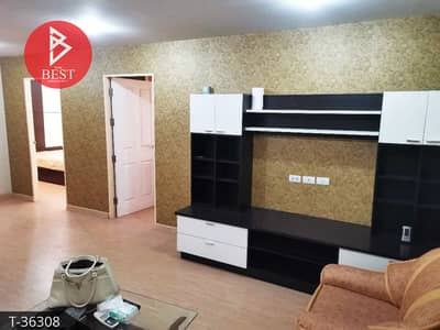 2 Bedroom Condo for Sale in Bang Bua Thong, Nonthaburi - Condo for sale in Bang Yai Square (Bangyai Square), Bang Bua Thong, Nonthaburi.