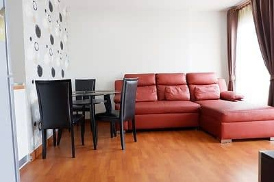 Condo for rent, The President Sathorn Ratchaphruek, 2 bedrooms, 19th floor, ready to move in. Next to Bang Wa BTS