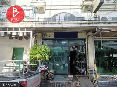 Commercial Building for Sale in Lat Phrao, Bangkok - 3-storey commercial building for sale, Soi Lat Pla Khao 46, Lat Phrao District, Bangkok.