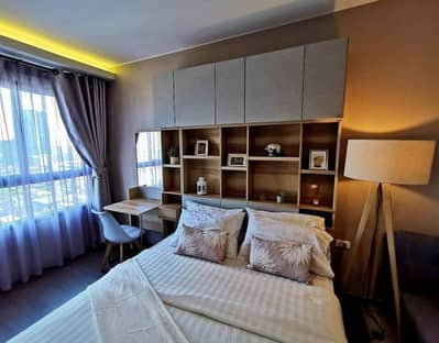 Condo for Rent in Phra Khanong, Bangkok - Condo for rent Ideo S93 (Ideo Sukhumvit 93) Studio room 26 sq m. Close to BTS Bang Chak only 80 meters, rent only 10,000 baht.