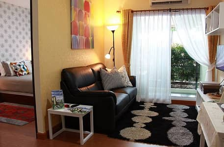 Condo for sale The A Four Grand Rayong Thapma intersection, fully furnished condo, convenient for every trip, Sukhumvit Road, Thap Ma, Muang District, Rayong Province