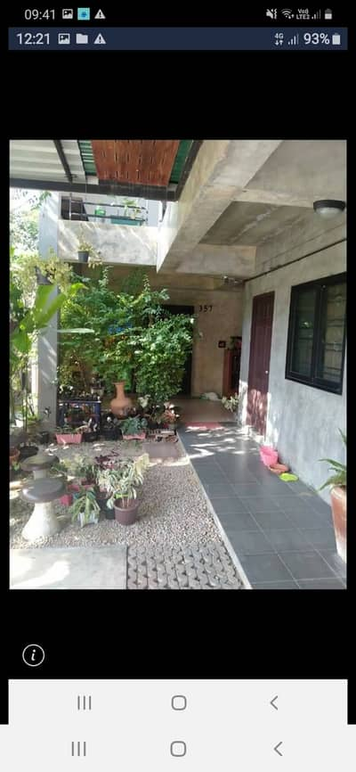 15 Bedroom Apartment for Sale in San Sai, Chiangmai - Dormitory for sale, Maejo University, 15 rooms, enter Soi 200 m. Close to 7-11, shops for sale 5.87 million