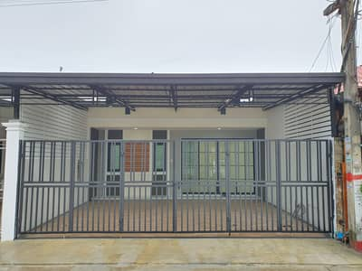 3 Bedroom Home for Sale in Mueang Nonthaburi, Nonthaburi - beautiful house in town Saithong Niwet Tiwanon receives the Pink Line at Samakkhi Station, ready to live in the top 2 million