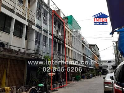 4 Bedroom Office for Sale in Khlong Toei, Bangkok - Commercial building 4 Floors  12 sq. w. Property near the main road about 100 meters Soi Chokdee, Rama 4 Road