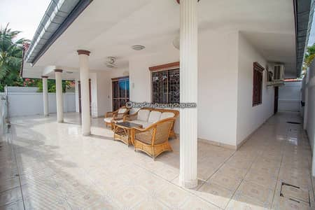 3 Bedroom Home for Rent in Sattahip, Chonburi - House for rent, Koonsuk1, Bangsaray, next to Sukhumvit Road, there are seven in front of the village.