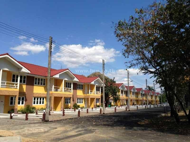 Hotel for sale in Pak Chong, Nakhon Ratchasima Province, good location, convenient transportation