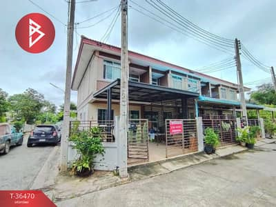 3 Bedroom Townhouse for Sale in Mueang Chachoengsao, Chachoengsao - Townhouse for sale, 2 floors, area 23.8 square wa, Chachoengsao.