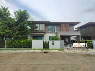3 Bedroom Home for Sale in Prawet, Bangkok - Single house for sale, Burasiri Phatthanakan, 77 sq m, beautiful decoration, built-in, beautiful, ready to move in, near the center, good value, good price, location, Phatthanakan, near Suan Luang Rama IX, near the expressway