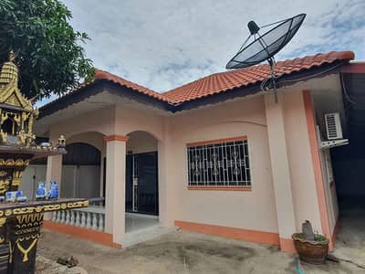 Home for Sale in Ban Pong, Ratchaburi - Single house, new renovated condition, near BigC Ban Pong