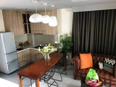 3 Bedroom Townhouse for Sale in Sathon, Bangkok - Selling COTE MAISON Rama 3, new house, 23 sq wa, 3 bedrooms, 5 bathrooms, ready to move in, 15 million baht.