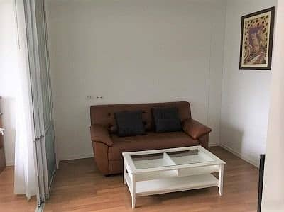 1 Bedroom Condo for Rent in Taling Chan, Bangkok - Condo for rent Lumpini Place Borommaratchachonnani Pinklao 6th floor size 1 bedroom fully furnished
