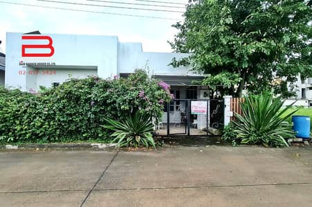 3 Bedroom Home for Sale in Mueang Pathum Thani, Pathumthani - 1-storey detached house, Chuan Chuen Golf Avenue project, area 75 sq m. , has 3 bedrooms, 2 bathrooms, Mueang District, Pathum Thani Province.