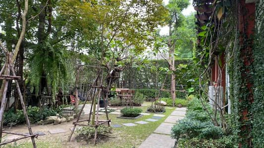 5 Bedroom Home for Sale in Bang Khen, Bangkok - House for sale, Noble Vana Watcharaphon, behind the corner, shady garden, very pleasant, quiet