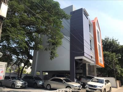 Commercial Building for Rent in Bang Sue, Bangkok - Rent a new building, 4 floors, 100 sq. w. , 50 m. To the main road, Ratchada, BTS