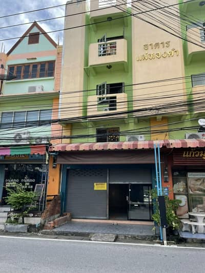 2 Bedroom Townhouse for Rent in Mueang Rayong, Rayong - Commercial building for rent in Rayong city.