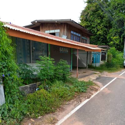 4 Bedroom Home for Sale in Kut Chum, Yasothon - House and land for sale 265 square wa.