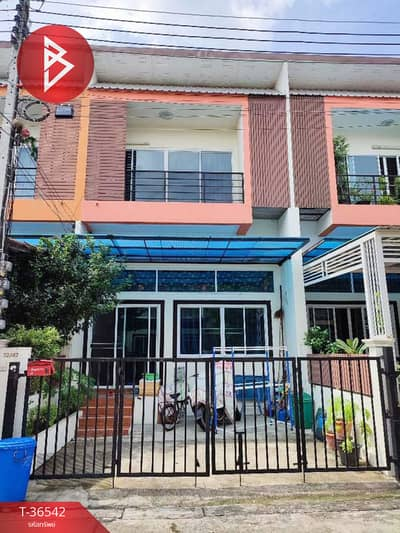 2 Bedroom Townhouse for Sale in Phutthamonthon, Nakhonpathom - Townhome 2 and a half floors for sale, The Light Salaya, Nakhon Pathom.