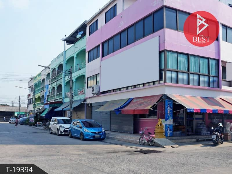 Commercial building for sale, area 48.7 square meters, Pho Thong, Ang Thong