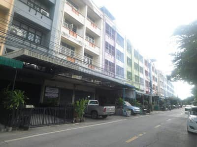 Commercial Building for Sale in Bang Bon, Bangkok - 5 storey commercial building for sale, Kalapapruek, Big C, suitable for trading