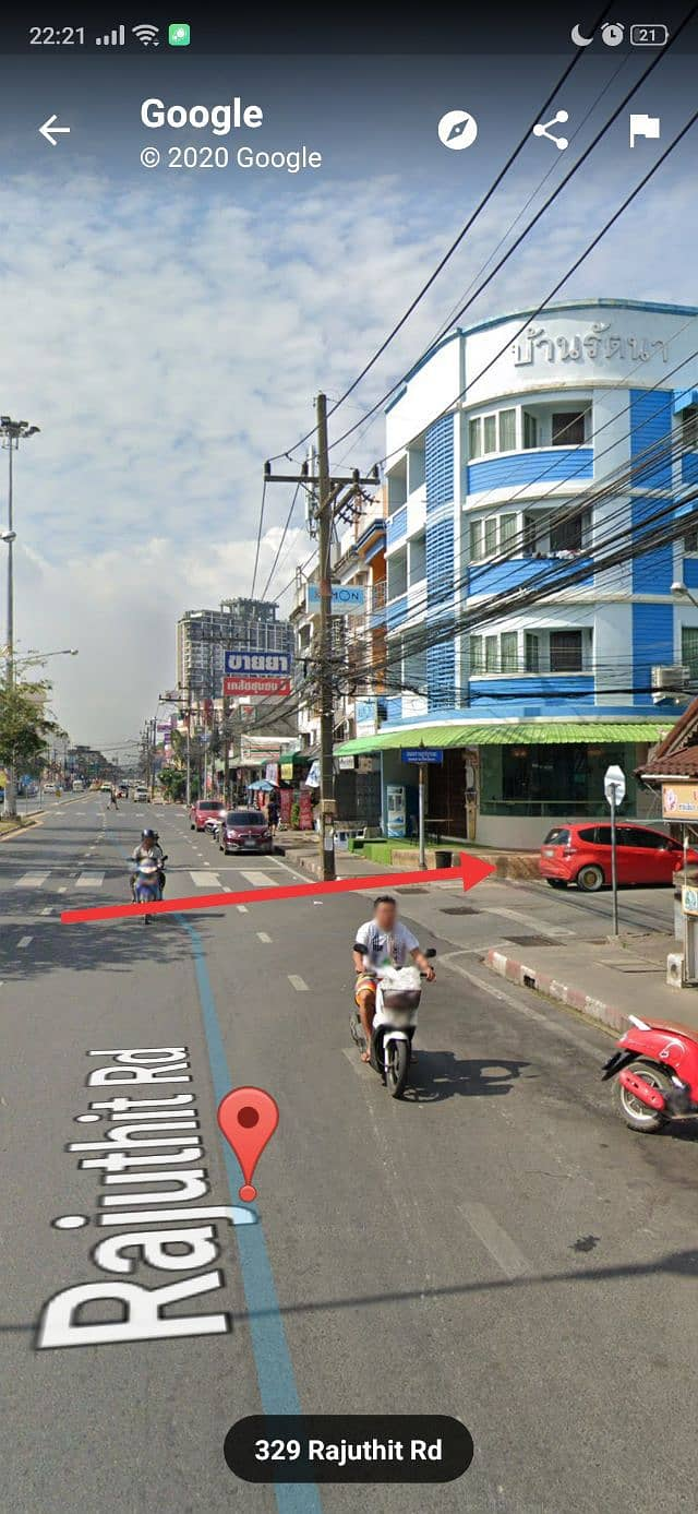 House for sale in downtown Hat Yai.