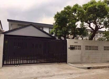3 Bedroom Home for Sale in Lat Phrao, Bangkok - Quick sale, 2 storey detached house, completely renovated, ready to move in, Senaniwet 1 Village, Senaniwet Road 110/4 (9.8m)