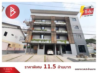 9 Bedroom Apartment for Sale in Mueang Phetchabun, Phetchabun - 4 storey apartment for sale in the heart of Phetchabun.